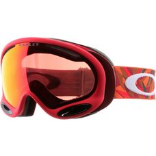 Oakley A-FRAME 2.0 Snowboardbrille facet red brick-prizm snow torch iridium
