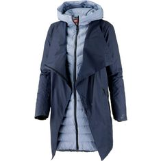Nike Aeroloft Parka Damen blue-grey