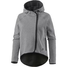Nike Strickfleece Damen grey