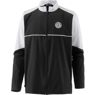 Unfair Athletics Polyjacke Herren black-white