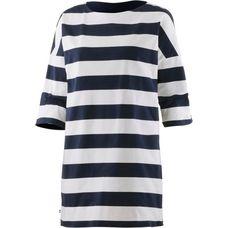 Tommy Jeans Kurzarmkleid Damen bright white-navy blazer