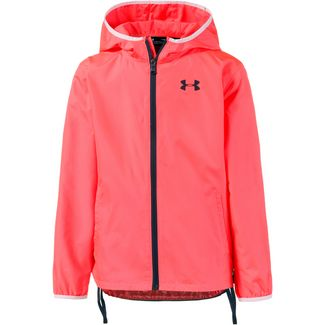 Under Armour Full Zip Jacket Funktionsjacke Kinder brilliance