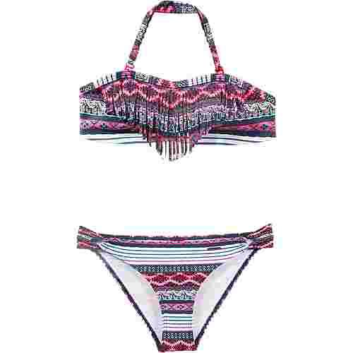 Protest Bikini Set Kinder pink flirt