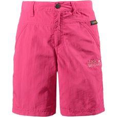Jack Wolfskin Sun Shorts Funktionsshorts Kinder tropic-pink