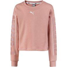 PUMA Sweatshirt Kinder peach beige