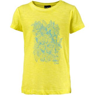 CMP T-Shirt Kinder cedro