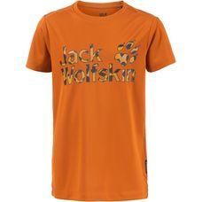 Jack Wolfskin Jungle Funktionsshirt Kinder desert-orange