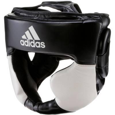 adidas Sparringkopfschutz Boxzubehör schwarz