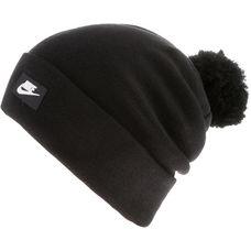 Nike Bommelmütze Damen black