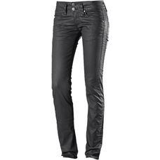 Herrlicher Mora Slim Skinny Fit Jeans Damen black