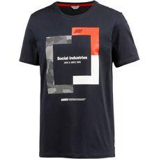 CORE by JACK & JONES T-Shirt Herren sky captain