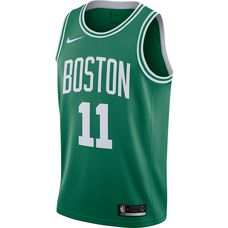 Nike KYRIE IRVING BOSTON CELTICS Basketball Trikot Herren clover
