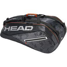 HEAD Tour Team 9R Supercombi Tennistasche black-silver