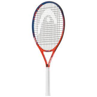HEAD Radical 26 Tennisschläger schwarz-orange