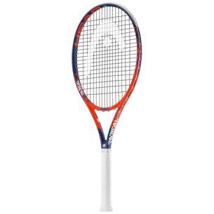 HEAD Radical LITE Tennisschläger schwarz-orange