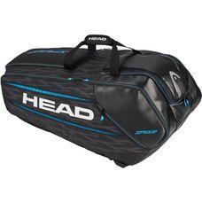 HEAD Speed Blue 12R Monstercombi Tennistasche schwarz-blau