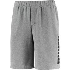 PUMA Shorts Herren medium gray heather
