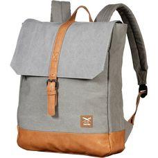 iriedaily Heavy Backpack Daypack grey-melange