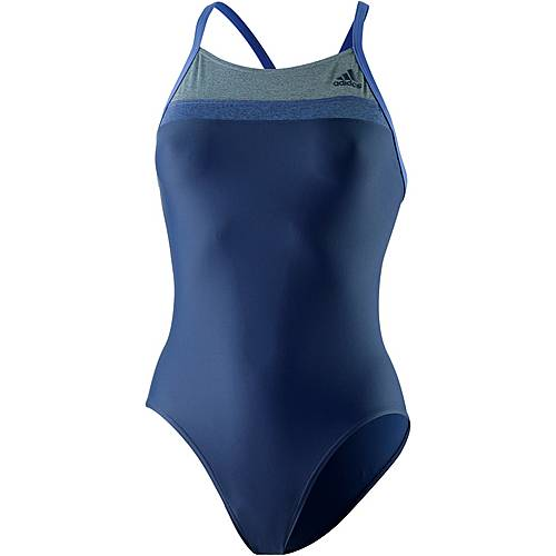 adidas OCC SWIM INF Schwimmanzug Damen MYSTERY BLUE S17/BLUE