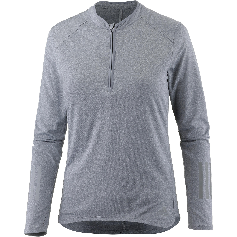 adidas Response Laufshirt Damen Funktionsshirts S Normal