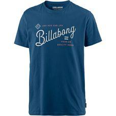 Billabong WILCOX T-Shirt Herren DARK MARINE
