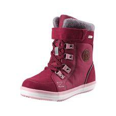 reima Kleinkinder Reimatec® Sneaker Freddo Jr Winterschuhe Kinder Dark berry