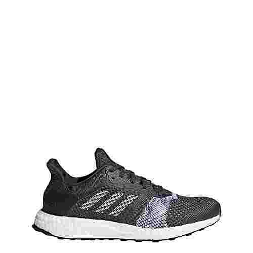 adidas Ultraboost ST Schuh Laufschuhe Damen Carbon/Ftwr White/Chalk Blue