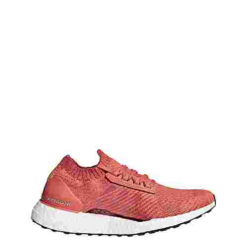 adidas UltraBOOST X Schuh Laufschuhe Damen Trace Scarlet/Crystal White/Trace Orange