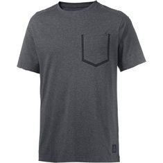 Reebok T-Shirt Herren grey heather