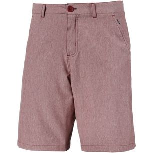 Protest JUSTICE Shorts Herren Bordeaux