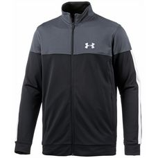 Under Armour Polyjacke Herren stealth grey-white