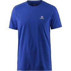 Salomon COSMIC LOGO T-Shirt Herren Surf The Web