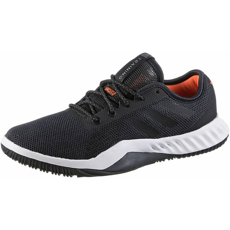 reputable site f9be3 9e300 reduced adidascrazytrain lt fitnessschuhedamen core black f511c 98862