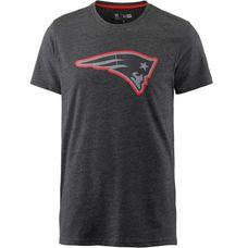 New Era New England Patriots T-Shirt Herren grey