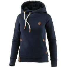 Naketano DARTH Hoodie Damen dark-blue