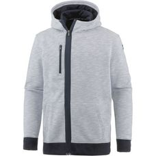 Under Armour Sweatjacke Herren true gray heather-black