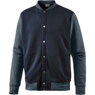 Houdini Collegejacke Herren blue illusion
