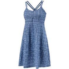Marmot Taryn Trägerkleid Damen vintage navy indigo