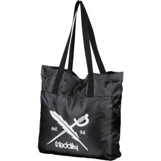iriedaily Gridstop Shopper Shopper Damen black