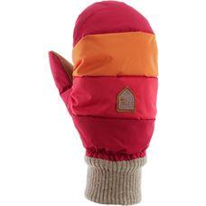 Hestra Skihandschuhe red-light red