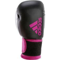 adidas Boxhandschuhe black-shock pink