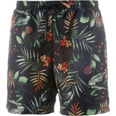 Forvert Vicki Boardshorts Damen black allover