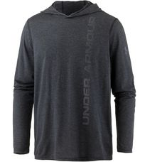 Under Armour UA Threadborne Hoodie Herren black