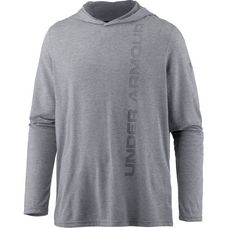 Under Armour UA Threadborne Hoodie Herren white
