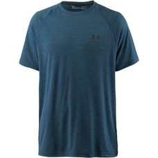 Under Armour Tech Funktionsshirt Herren true-ink-anthracite