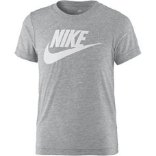 Nike T-Shirt Kinder dark grey heather