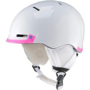 Salomon Grom Skihelm Kinder glossy/pink