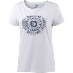 Roxy ITTYBTWTRCLRSHB T-Shirt Damen WHITE
