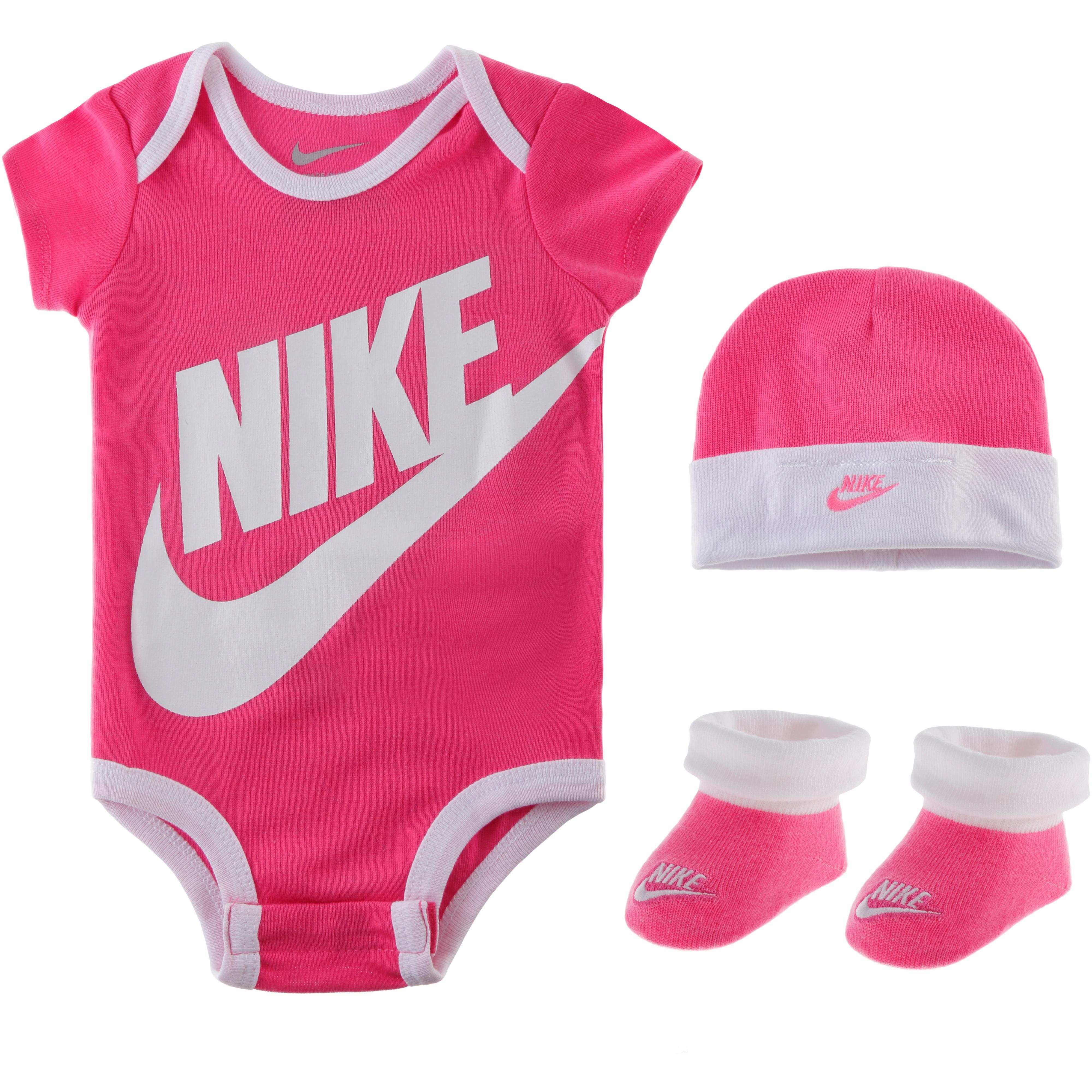 Nike Strampler Kinder hyper pink im Online Shop von SportScheck kaufen