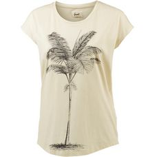 Forvert Irma T-Shirt Damen beige
